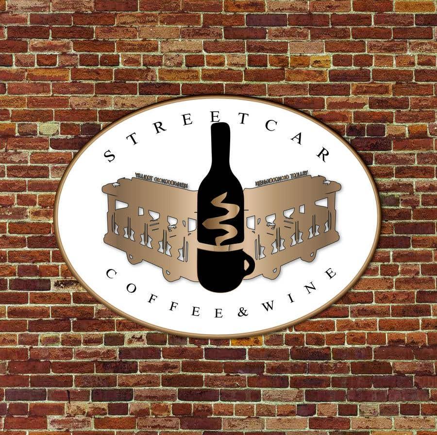 Конкурсная заявка №72 для StreetCar Coffee & Wine, Logo Design