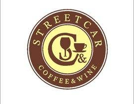 #112 for StreetCar Coffee & Wine, Logo Design by ElenaKuzmich