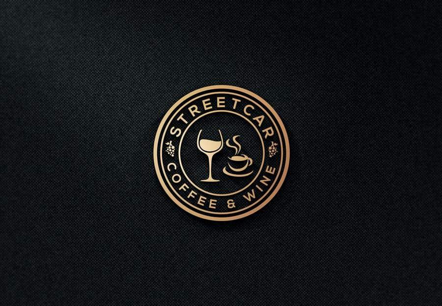 Конкурсная заявка №137 для StreetCar Coffee & Wine, Logo Design