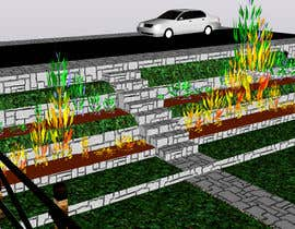 #5 for Landscaping a slope in the front yard (no retaining wall allowed) by shahidullah79
