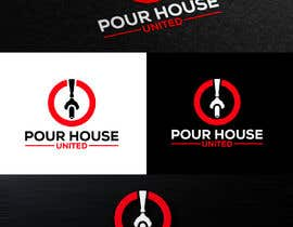 #227 for Pour House United Logo af eddesignswork