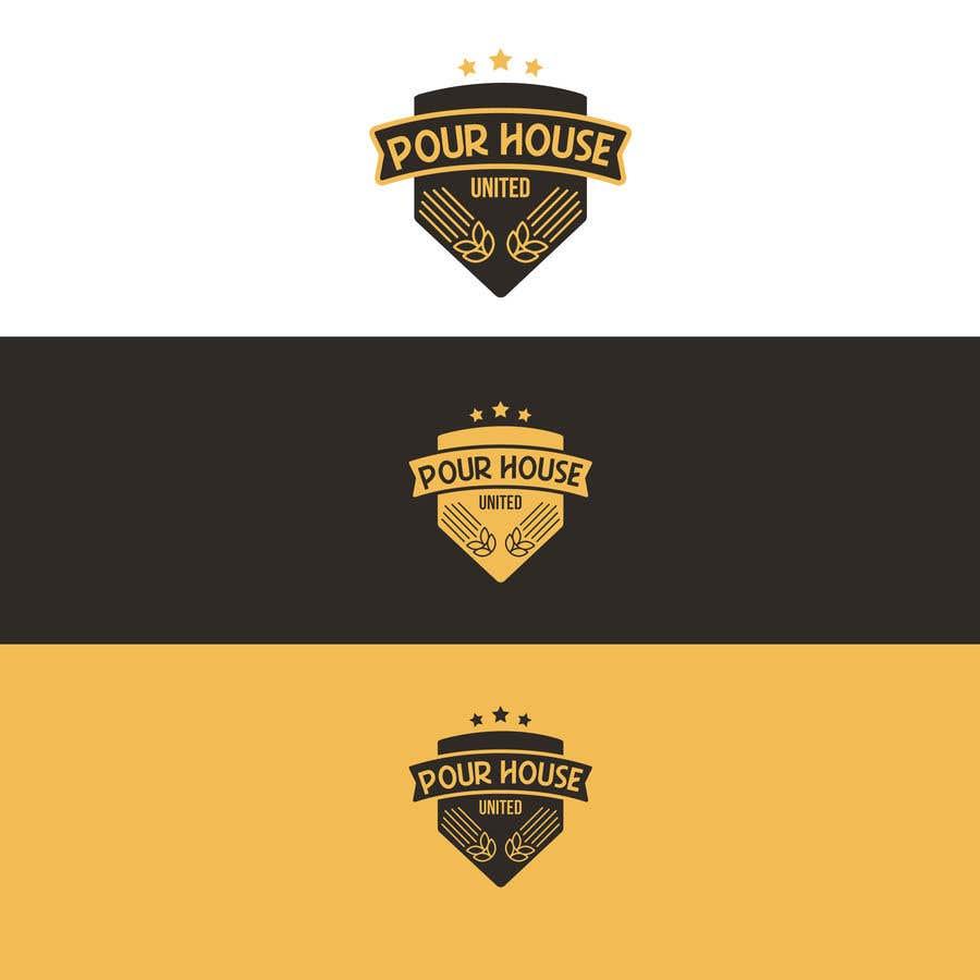 Konkurrenceindlæg #211 for Pour House United Logo