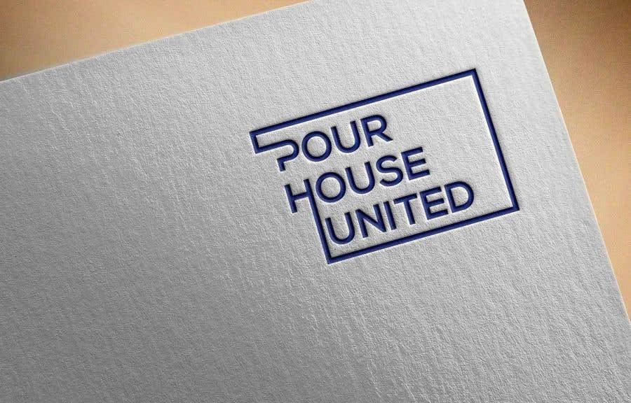 Konkurrenceindlæg #225 for Pour House United Logo