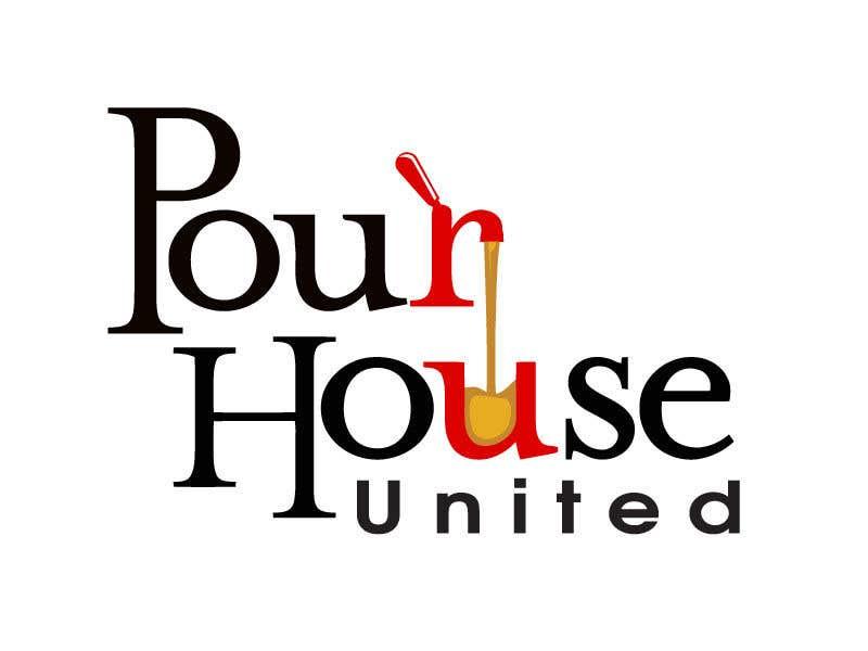 Konkurrenceindlæg #58 for Pour House United Logo
