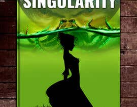 #25 for Green Mist Singularity _ Book Cover Competition by naveen14198600