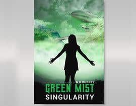 #22 for Green Mist Singularity _ Book Cover Competition by medokhaled