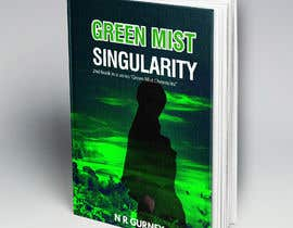 #47 for Green Mist Singularity _ Book Cover Competition by ubhiskasibe