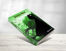 #42 for Green Mist Singularity _ Book Cover Competition af nazrananahrin