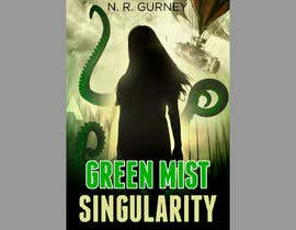 #55 for Green Mist Singularity _ Book Cover Competition af dienel96