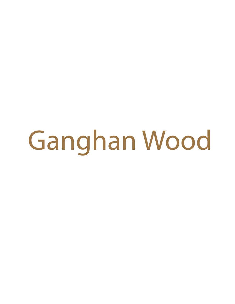 entry #6dewankohinur for woodworking business name