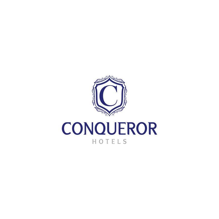 Kilpailutyö #360 kilpailussa Conqueror Hotels - Logo Design