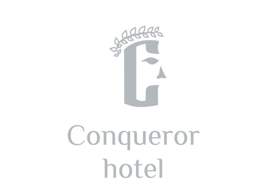 Kilpailutyö #504 kilpailussa Conqueror Hotels - Logo Design