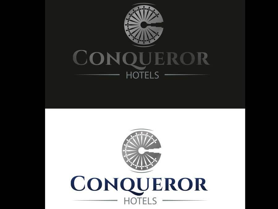 Kilpailutyö #354 kilpailussa Conqueror Hotels - Logo Design