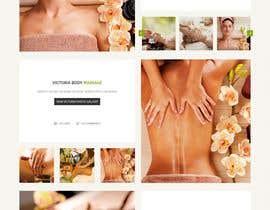 Nro 10 kilpailuun New website layout for a Urban Spa company käyttäjältä tresitem