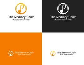 #39 cho I need a logo for a choir called The Memory Choir with a strap line 'Music to Free the Mind' bởi charisagse