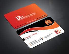 #281 cho Business cards for training design company bởi shorifuddin177