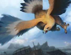 HRShagor71 tarafından Mythological Roc Eagle için no 37
