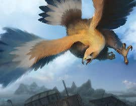 HRShagor71 tarafından Mythological Roc Eagle için no 38