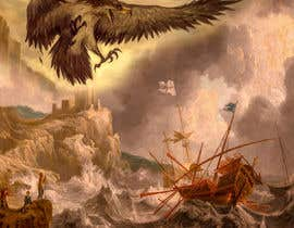 shamim66 tarafından Mythological Roc Eagle için no 47