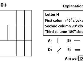 muhitawais53 tarafından IQ-Test items draw için no 6