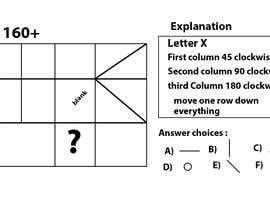 shamimurmiprodu8 tarafından IQ-Test items draw için no 12