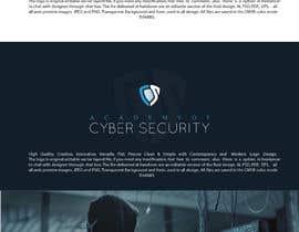 mohammedalifg356 tarafından Design a Logo - Academy of Cyber Security - 11/05/2019 09:09 EDT için no 274