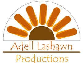 nº 25 pour Need current logo revamp. Company is Adell Lashawn Productions par Keshiga