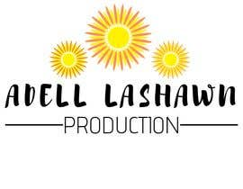 nº 20 pour Need current logo revamp. Company is Adell Lashawn Productions par HarizHafizuddin