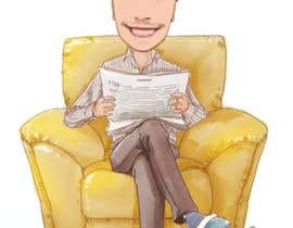 #74 for Caricature for my client visit by Bahauddin123