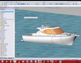 Nro 6 kilpailuun Yacht Layout design käyttäjältä MikolaF