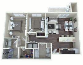 #36 para Floor PLan Lockwood Villas por disaugusto