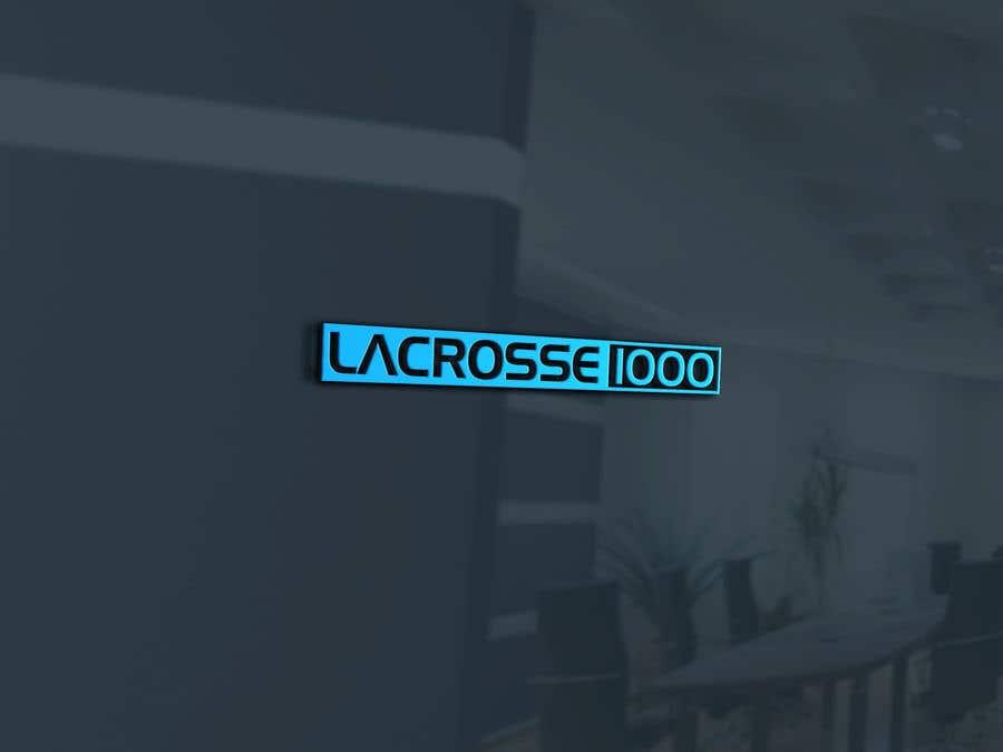 Konkurrenceindlæg #9 for Lacrosse 1000