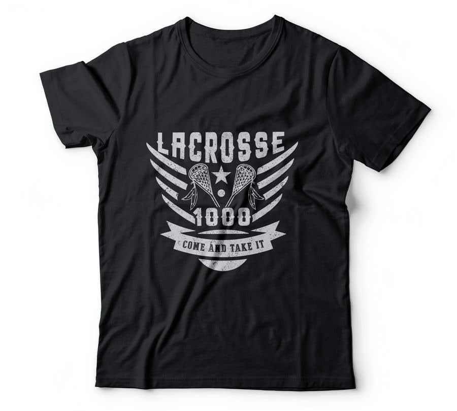Konkurrenceindlæg #193 for Lacrosse 1000