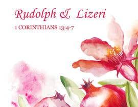 #22 for Wedding Logo af ZinebElmezouri