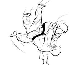 #55 for Create illustration of judo throw using a particular style af Arturios505
