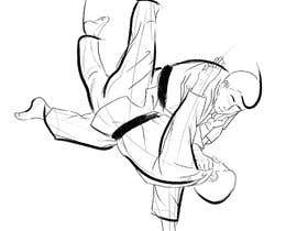 #18 for Create illustration of judo throw using a particular style af KabbiG