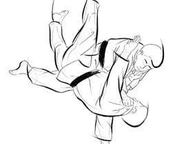 #35 for Create illustration of judo throw using a particular style af KabbiG