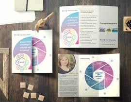 #5 for Design 2 fold brochure af sujonyahoo007