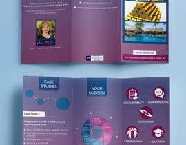#9 for Design 2 fold brochure af khhuzaifa