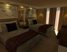 #71 for Design a Master Bedroom af YousefAshrafayo