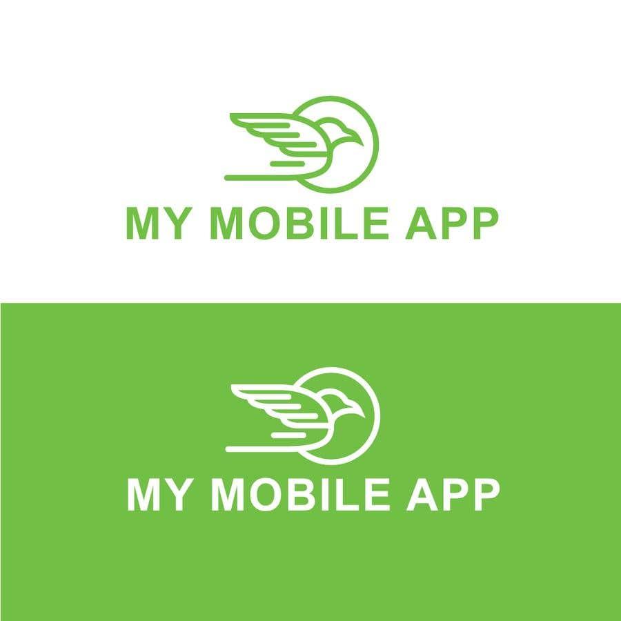 Konkurrenceindlæg #6 for Design mobile app logo and regular logo.