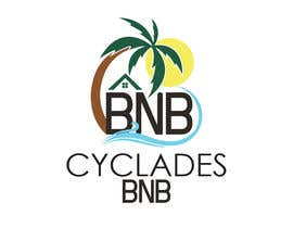 """#24 для I need a logo for my site and for my professional cards etc. The company name is """"CycladesBnB"""" and it refers on cyclades (islands on the Greek Aegean sea). Our business are to rent houses through platforms to tourists and some other services like """"car ren от arvtmaria"""