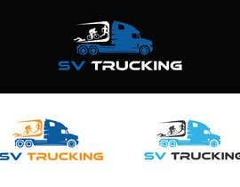 #39 для Logo for a Trucking Company от arfn