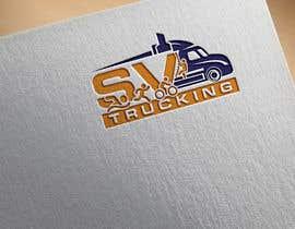 #37 для Logo for a Trucking Company от jakiajaformou9