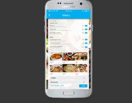 #36 for Build a mobile UI for online food ordering app by oworkernet