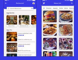 #31 for Build a mobile UI for online food ordering app by arifshahriar21