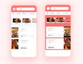#58 for Build a mobile UI for online food ordering app by rubnawazquraishi