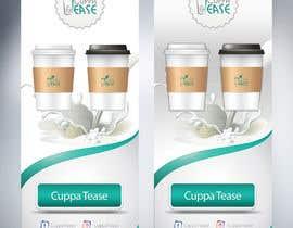 #16 for Creative banner design for milktea by cahkuli