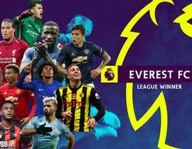 #60 for Premierleague Fantasy Football Poster for the wall by AllyHelmyy