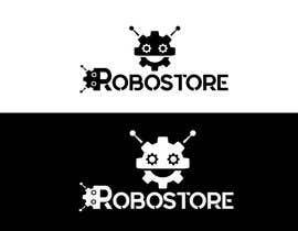 raronok33 tarafından Require a logo for Robostore için no 34